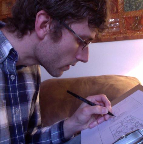 freelance cartoonist